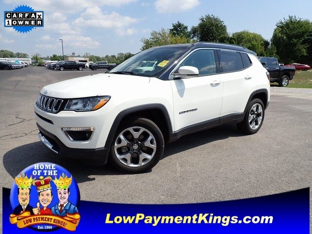 2018 Jeep Compass Limited Monroe MI