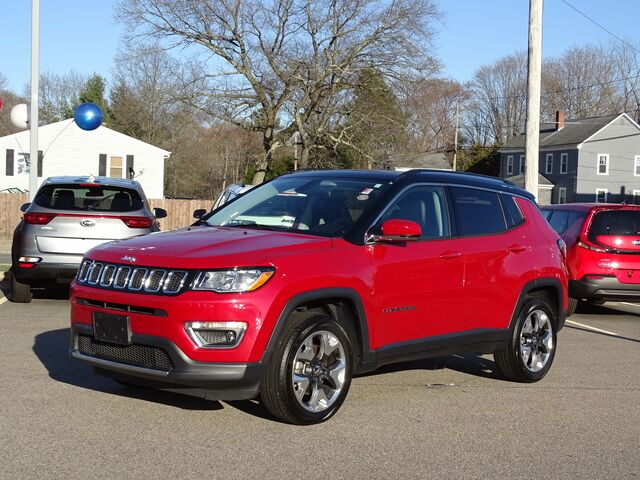 2018 Jeep Compass Limited South Attleboro MA