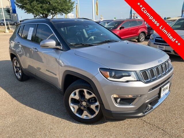 2018 Jeep Compass Limited Waco TX