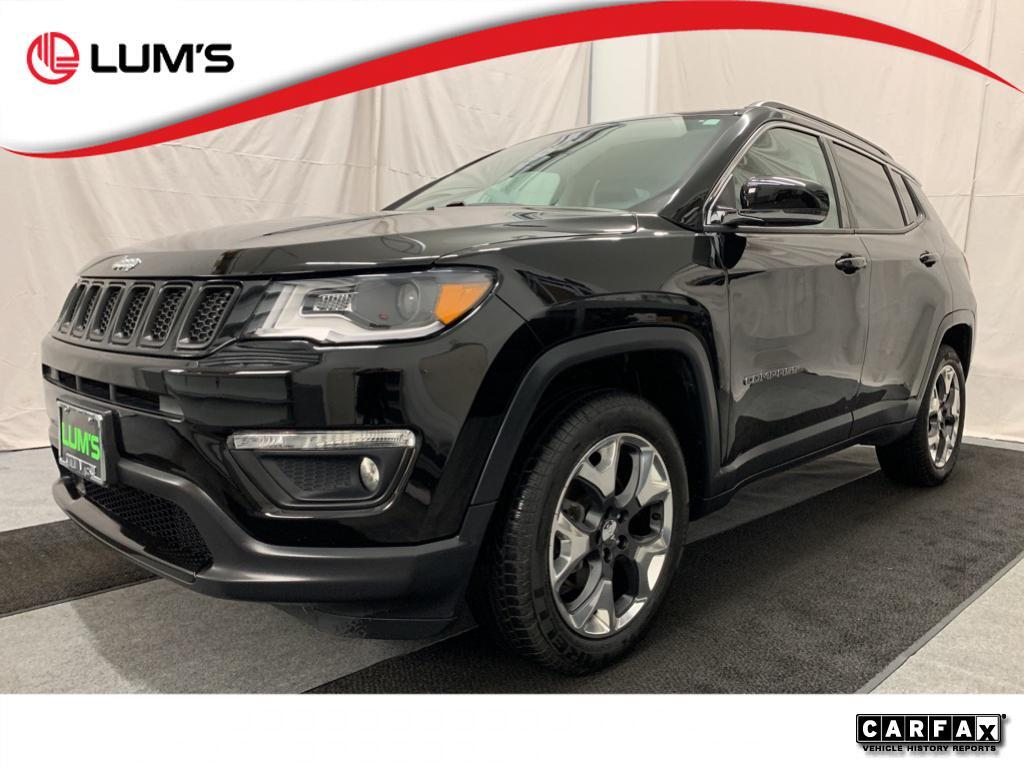 2018 Jeep Compass Limited Warrenton OR