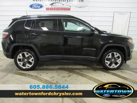 2018 Jeep Compass Limited Watertown SD