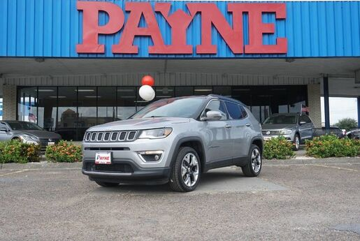 2018 Jeep Compass Limited Weslaco TX