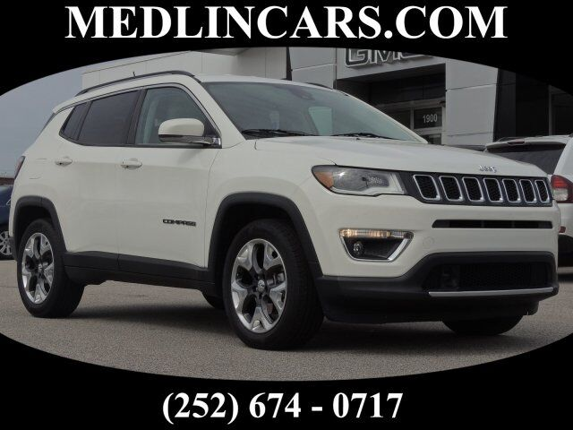 2018 Jeep Compass Limited Wilson NC