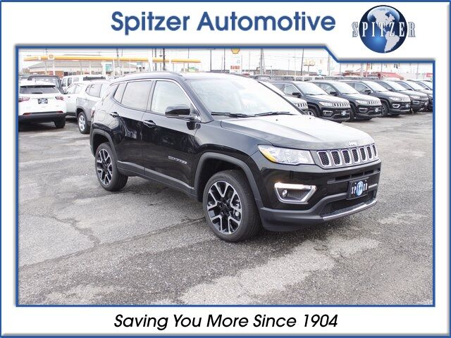 2018 Jeep Compass Limited Mansfield OH