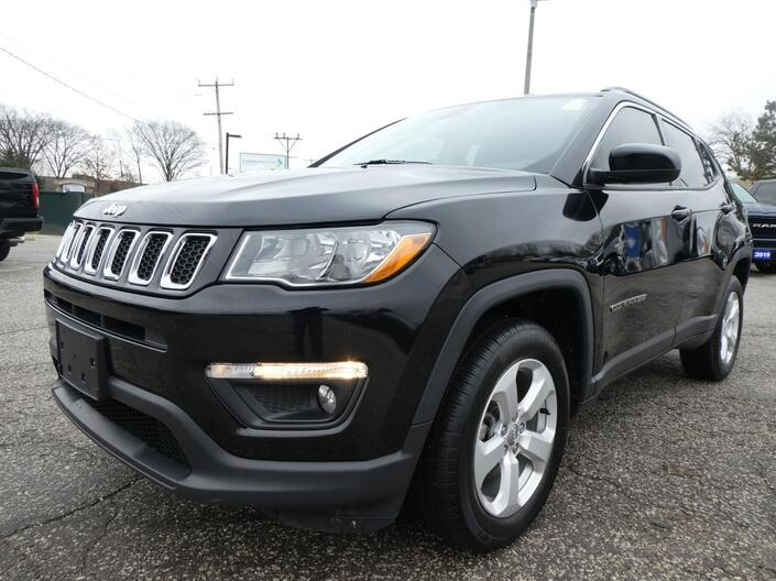 2018 Jeep Compass North Cruise Control 4X4 Bluetooth Essex ON