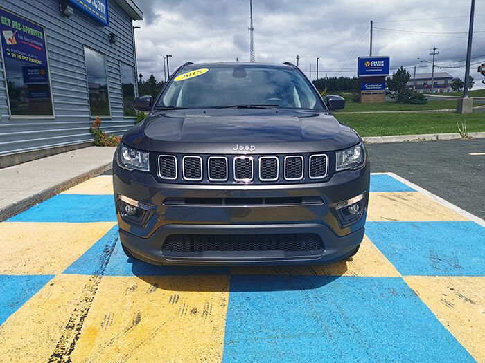 2018 Jeep Compass North Mount Pearl NL