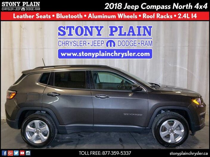2018 Jeep Compass North Stony Plain AB