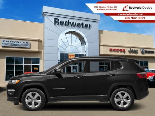 2018_Jeep_Compass_Sport  - Heated Seats - $173.83 B/W_ Redwater AB