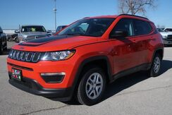 2018_Jeep_Compass_Sport_ Wichita Falls TX