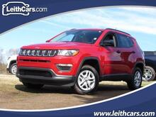 2018_Jeep_Compass_Sport 4x4_ Cary NC