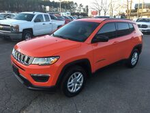 2018_Jeep_Compass_Sport_ Clinton AR