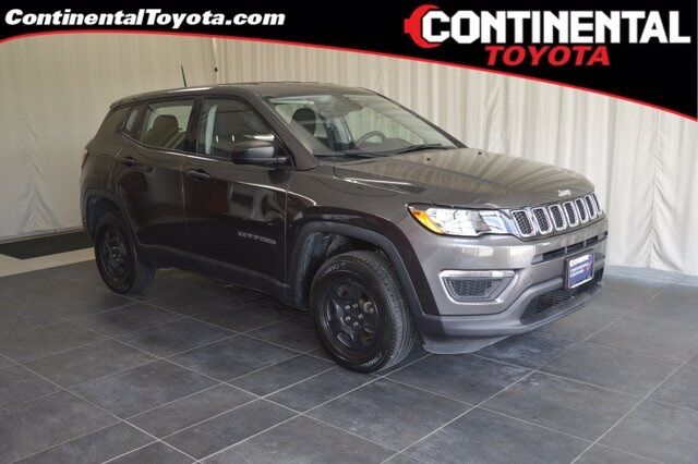 2018 Jeep Compass Sport Chicago IL