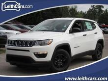 2018_Jeep_Compass_Sport FWD_ Cary NC