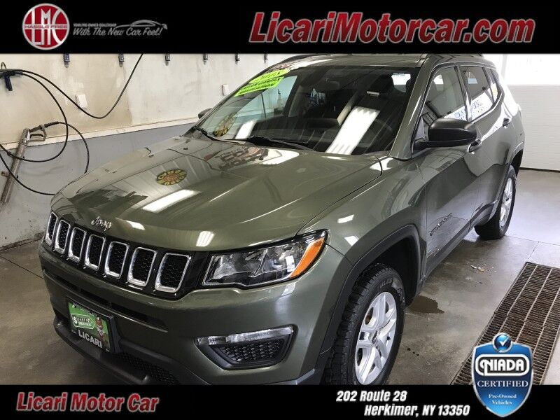 2018 Jeep Compass Sport Herkimer NY