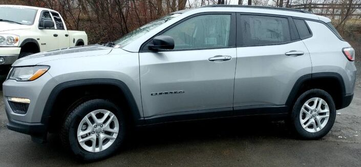 2018 Jeep Compass Sport Rock City NY