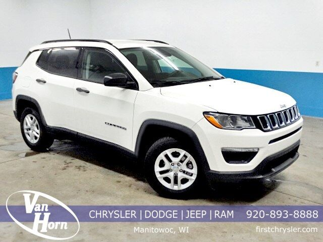2018 Jeep Compass Sport Plymouth WI