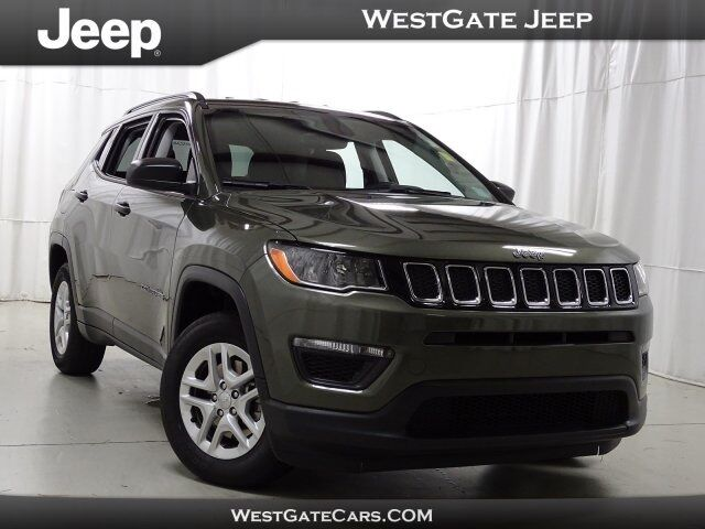 2018 Jeep Compass Sport Raleigh NC