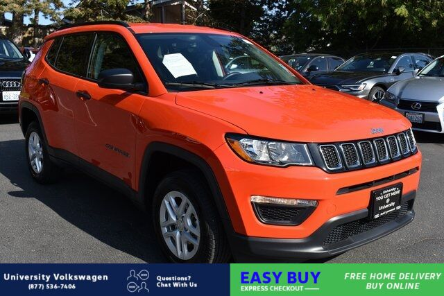 2018 Jeep Compass Sport Seattle WA
