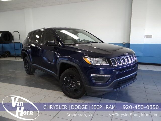 2018 Jeep Compass Sport Stoughton WI