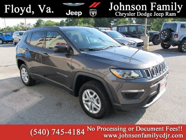 2018 Jeep Compass Sport Woodlawn VA