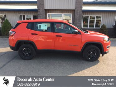 2018_Jeep_Compass_Sport_ Decorah IA