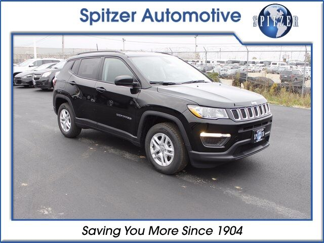 2018 Jeep Compass Sport Mansfield OH