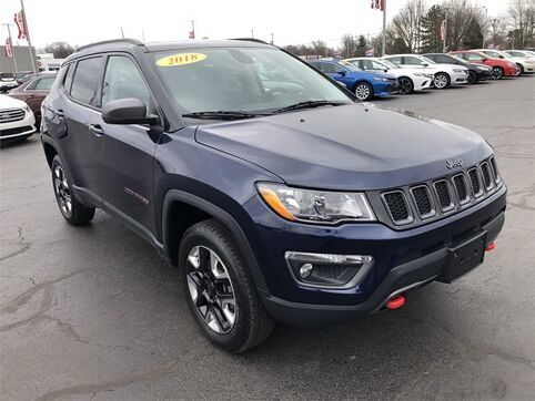 2018_Jeep_Compass_TRAILHAWK 4X4_ Evansville IN