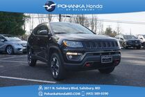 2018 Jeep Compass Trailhawk 4WD ** LEATHER & REAR VIEW CAMERA ** BEST MATCH **