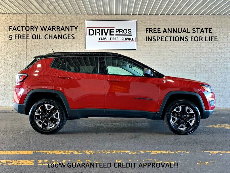 2018 Jeep Compass Trailhawk 4x4 Charles Town WV