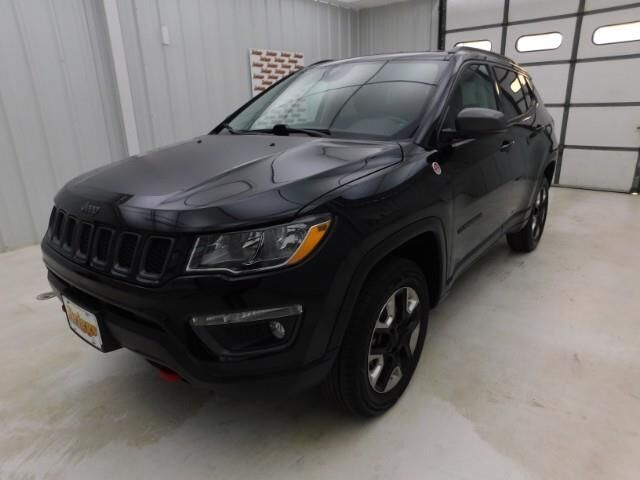 2018 Jeep Compass Trailhawk 4x4 Manhattan KS