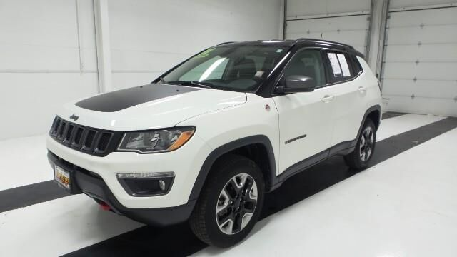 2018 Jeep Compass Trailhawk 4x4 Topeka KS