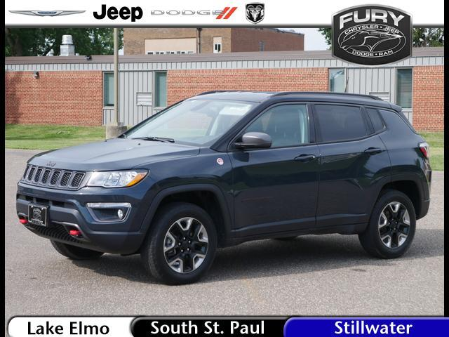 2018 Jeep Compass Trailhawk 4x4 St. Paul MN