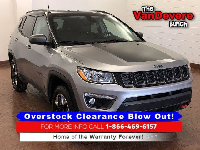 2018 Jeep Compass Trailhawk Akron OH
