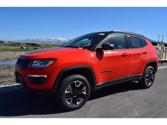 2018 Jeep Compass Trailhawk Bozeman MT