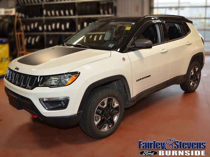 2018 Jeep Compass Trailhawk Dartmouth NS