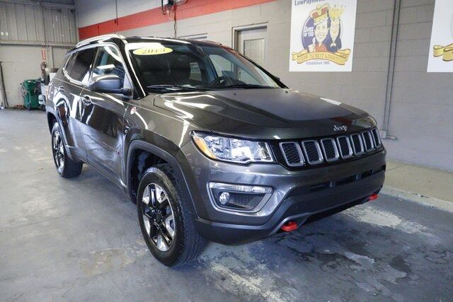 2018 Jeep Compass Trailhawk Lake Wales FL