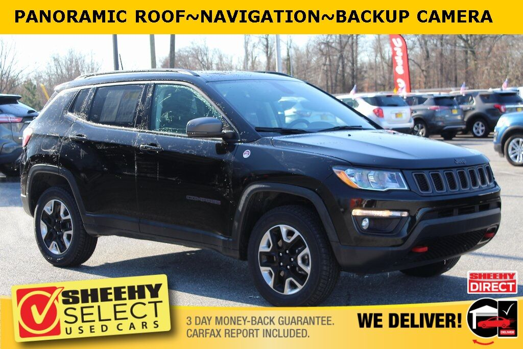 2018 Jeep Compass Trailhawk Suitland MD