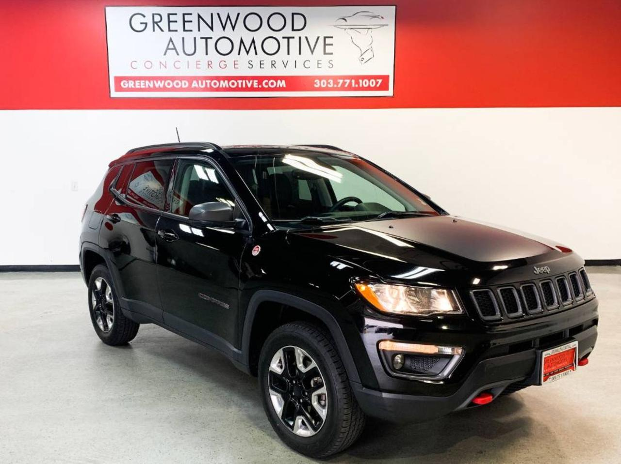 2018 Jeep Compass Trailhawk Greenwood Village CO