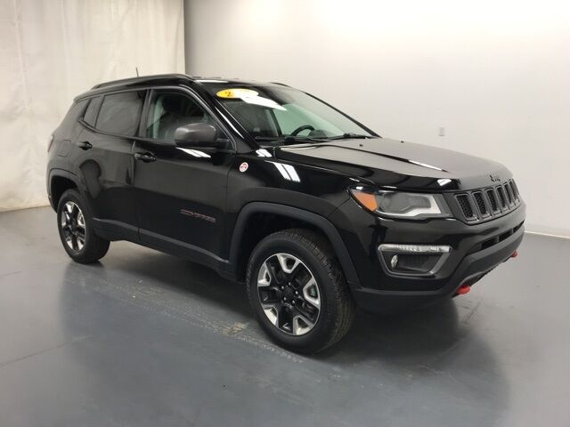 2018 Jeep Compass Trailhawk Holland MI