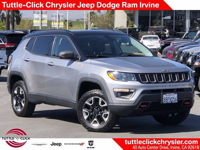 2018 Jeep Compass Trailhawk Irvine CA