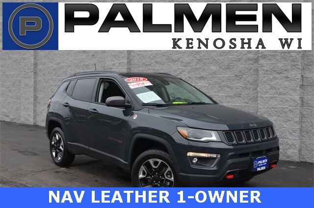 2018 Jeep Compass Trailhawk Racine WI