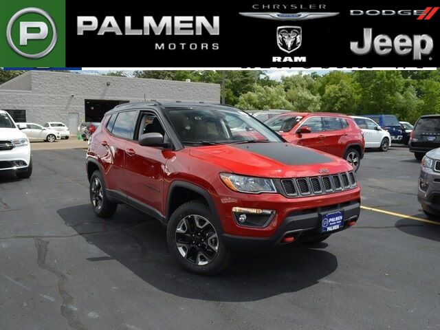 2018 Jeep Compass Trailhawk Kenosha WI