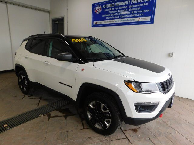 2018 Jeep Compass Trailhawk LEATHER NAVI SUNROOF Listowel ON