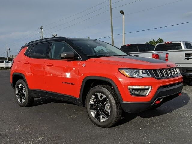 2018 Jeep Compass Trailhawk Lakeland FL