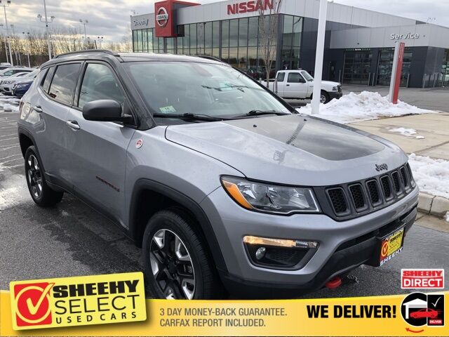 2018 Jeep Compass Trailhawk White Marsh MD