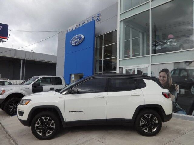 2018 Jeep Compass Trailhawk Mayagüez PR