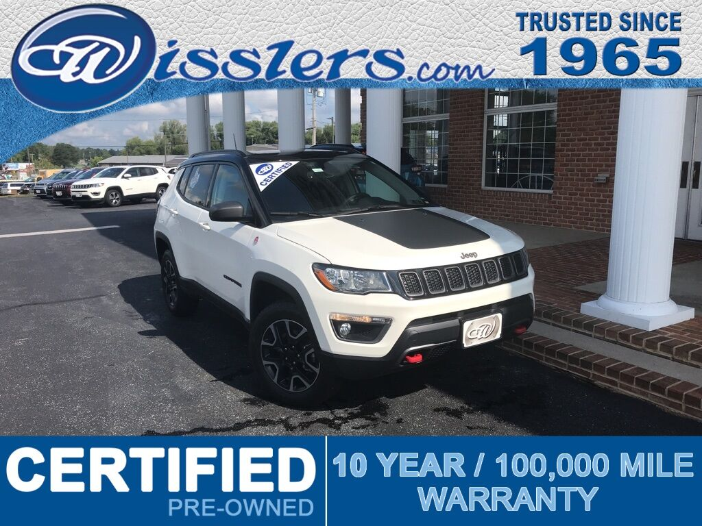 2018 Jeep Compass Trailhawk Mount Joy PA