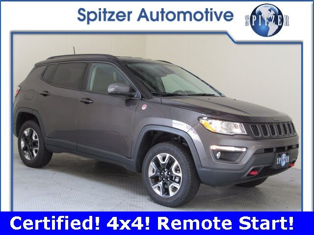 2018 Jeep Compass Trailhawk Ontario OH