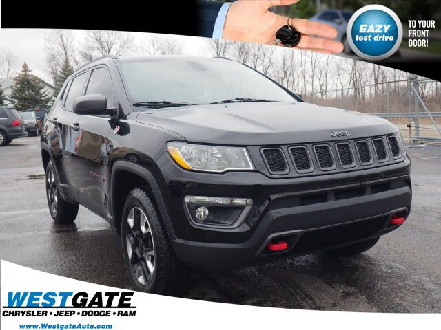2018 Jeep Compass Trailhawk Plainfield IN