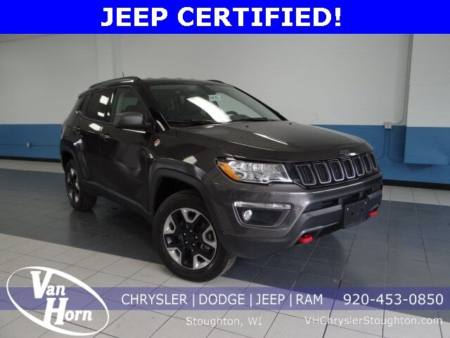 2018 Jeep Compass Trailhawk Plymouth WI